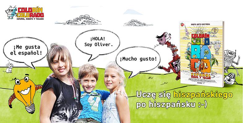 Hiszpanski dla dzieci
